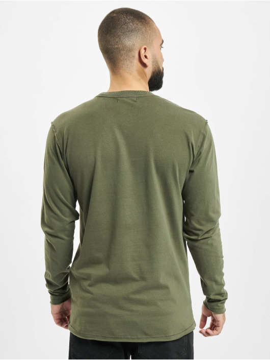 Jack & Jones T-Shirt manches longues jprBlalance olive