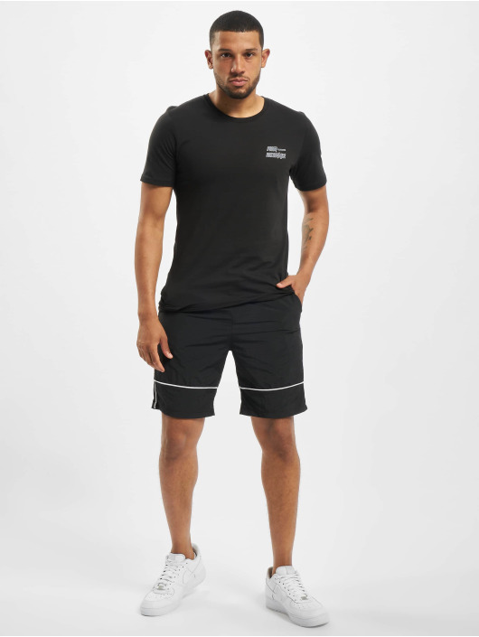 Jack & Jones T-Shirt jcoClean noir