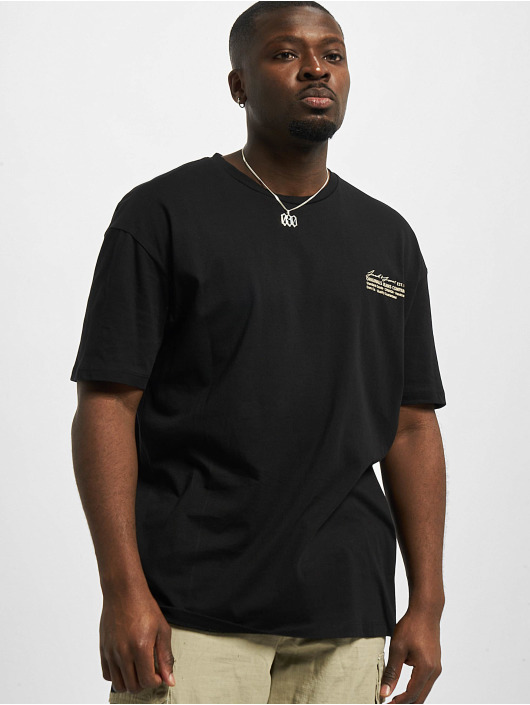 Jack & Jones T-Shirt jorWritting noir