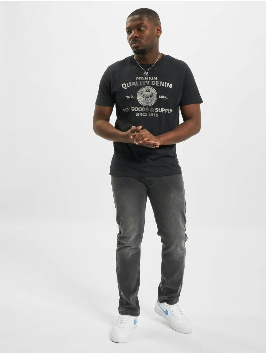 Jack & Jones T-Shirt jprBlu Re-Runner noir