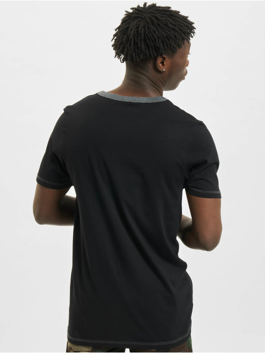 Jack & Jones T-Shirt jcoArt noir