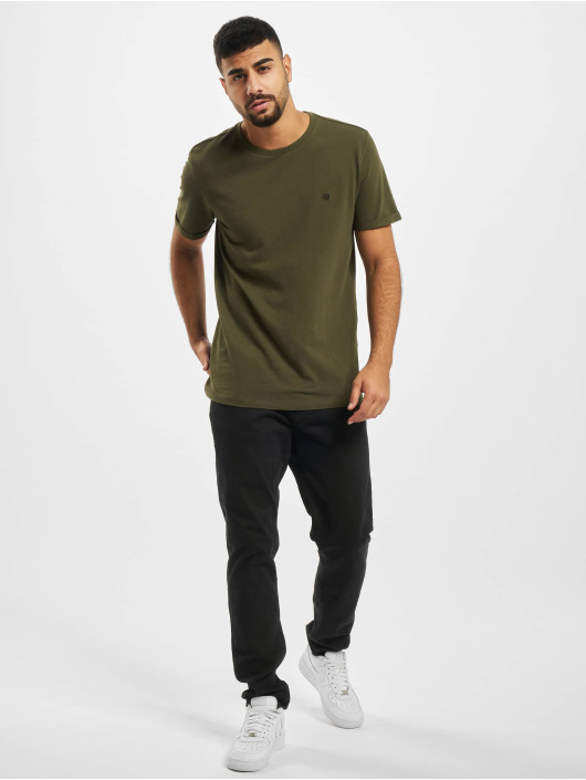 Jack & Jones t-shirt jprBlahardy olijfgroen