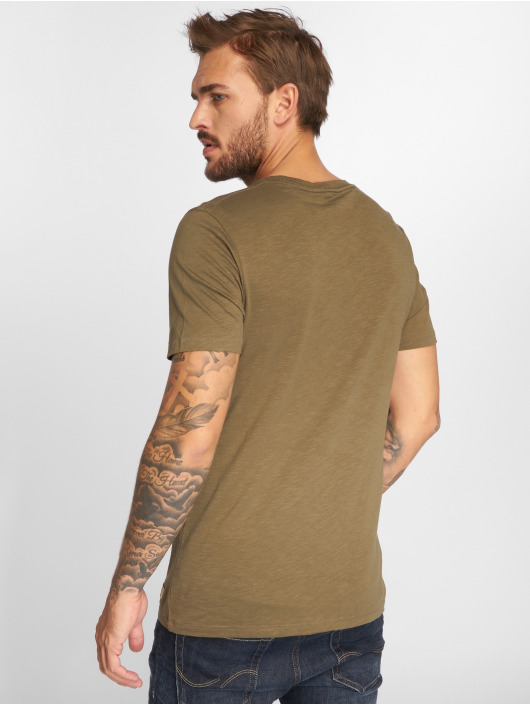 Jack & Jones T-Shirt jprDavis olive