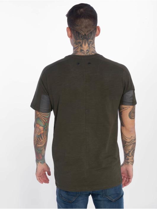 Jack & Jones T-Shirt jcoScreen olive