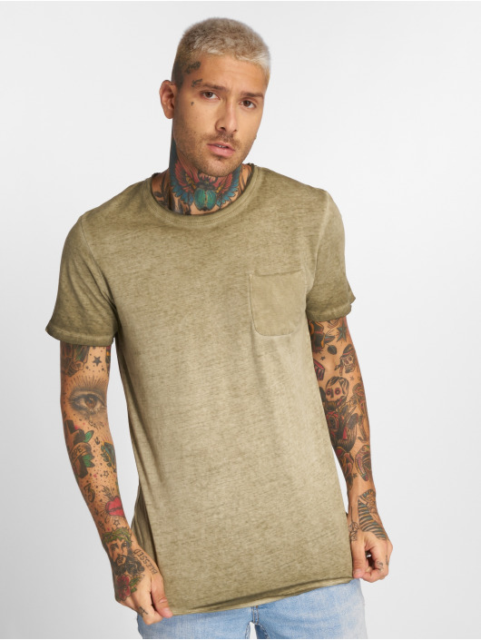 Jack & Jones T-Shirt jorJack Crew Neck olive