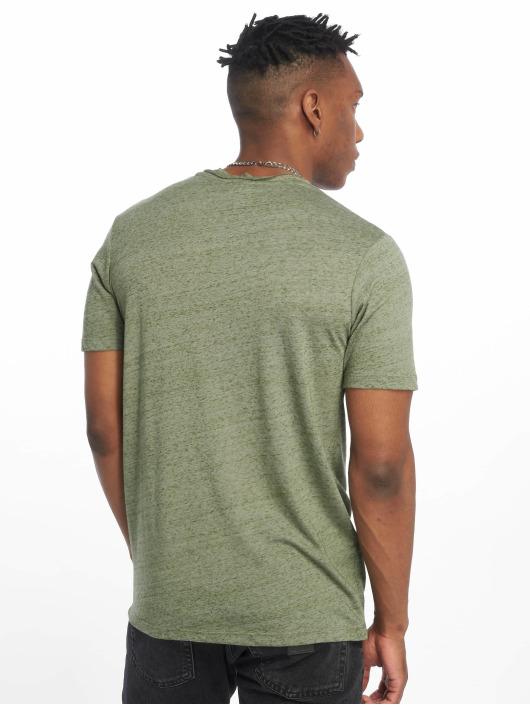 Jack & Jones T-Shirt jorMarbles olive