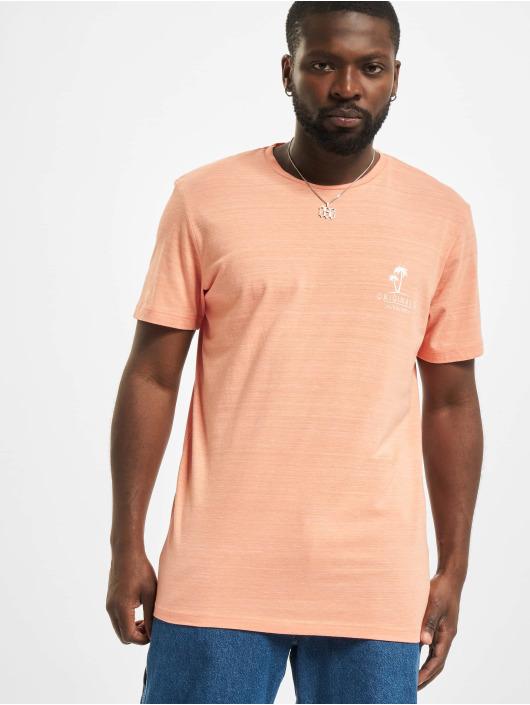 Jack & Jones T-Shirt Jorpoolside Crew Neck orange
