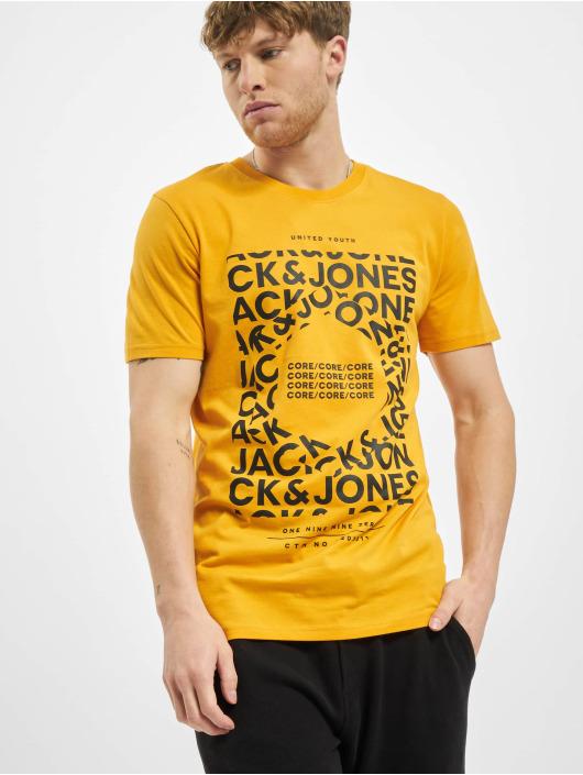 Jack & Jones t-shirt jcoAke oranje