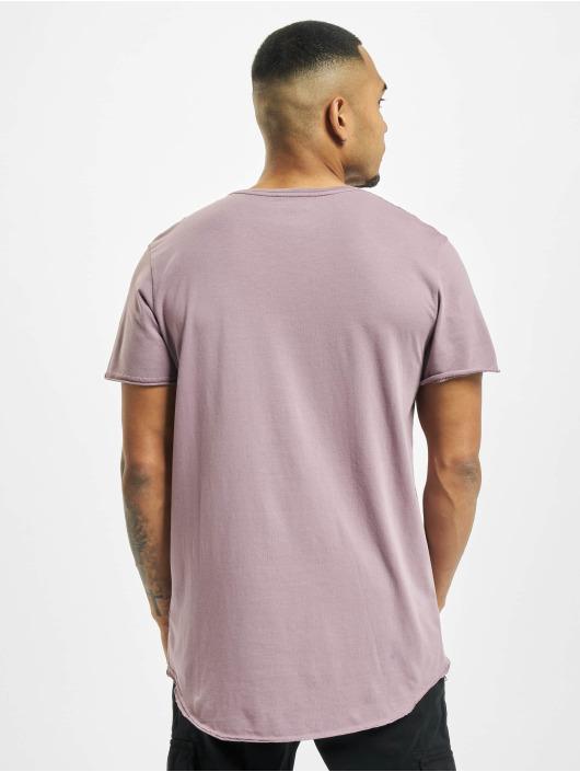 Jack & Jones T-Shirt jorZack pourpre