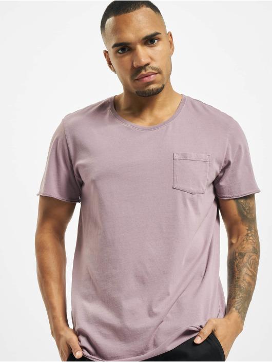 Jack & Jones T-Shirt jorZack purple