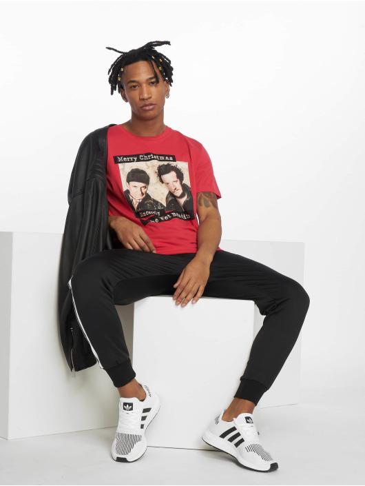 Jack & Jones T-Shirt jorKevin Xmas red