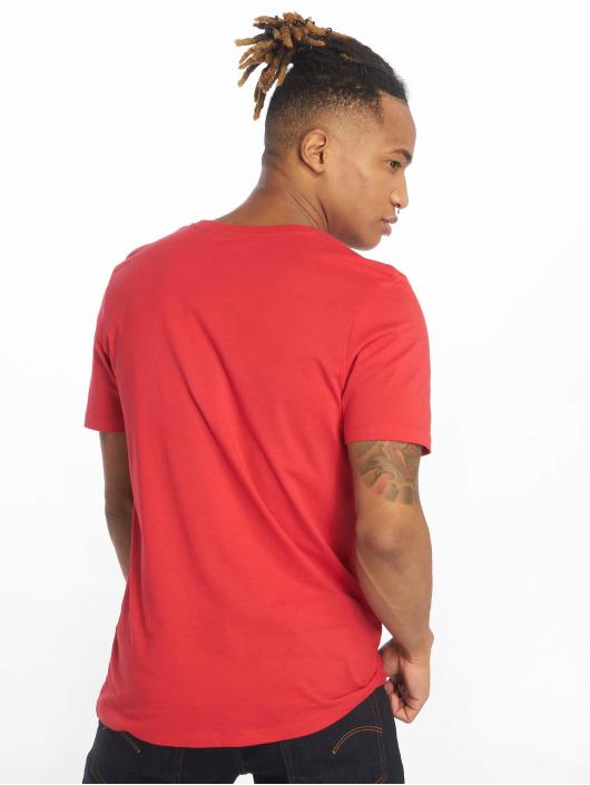 Jack & Jones T-Shirt jjeRafa red