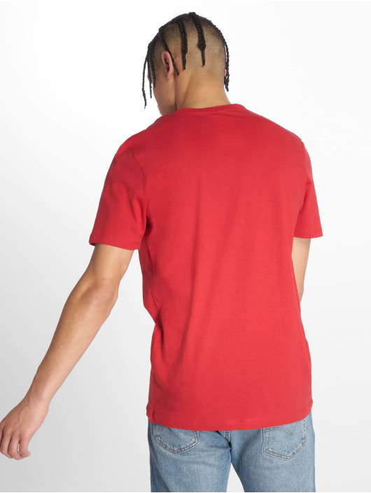 Jack & Jones T-Shirt jcoBooster red