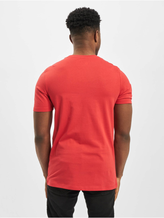 Jack & Jones T-Shirt jcoMonaco red