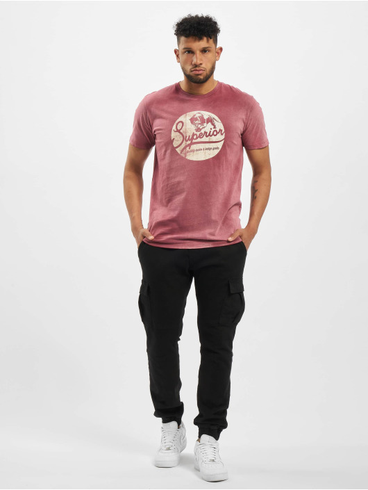 Jack & Jones T-Shirt jprEdgar red