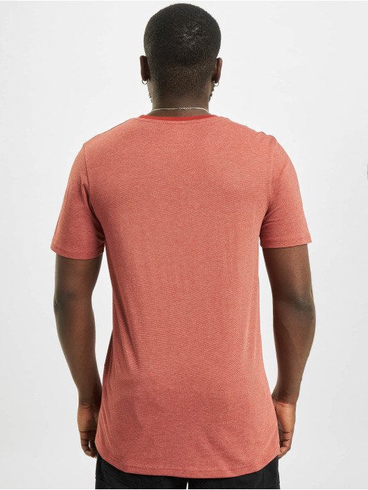 Jack & Jones T-Shirt jcoBerg Turk red