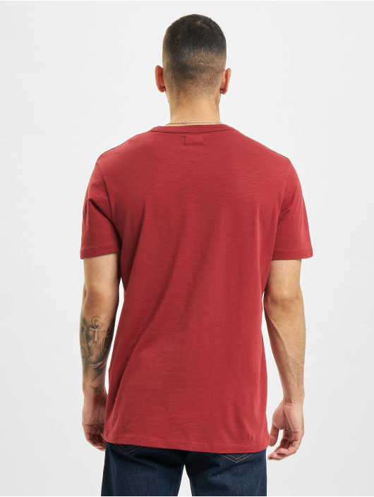 Jack & Jones T-Shirt JPR Bluedward STS red