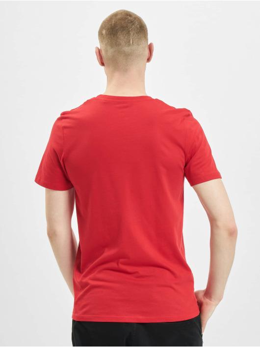 Jack & Jones t-shirt jjeCorp Logo Noos rood