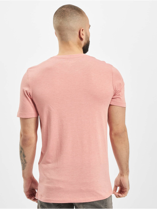 Jack & Jones T-Shirt jorDorian Crew Neck rosa