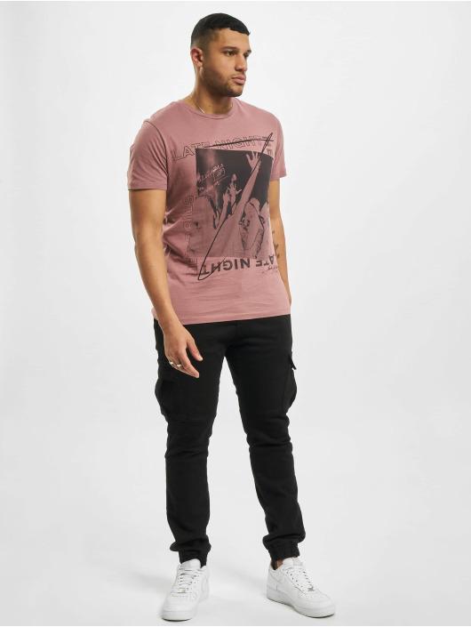 Jack & Jones T-Shirt jorBossa rosa