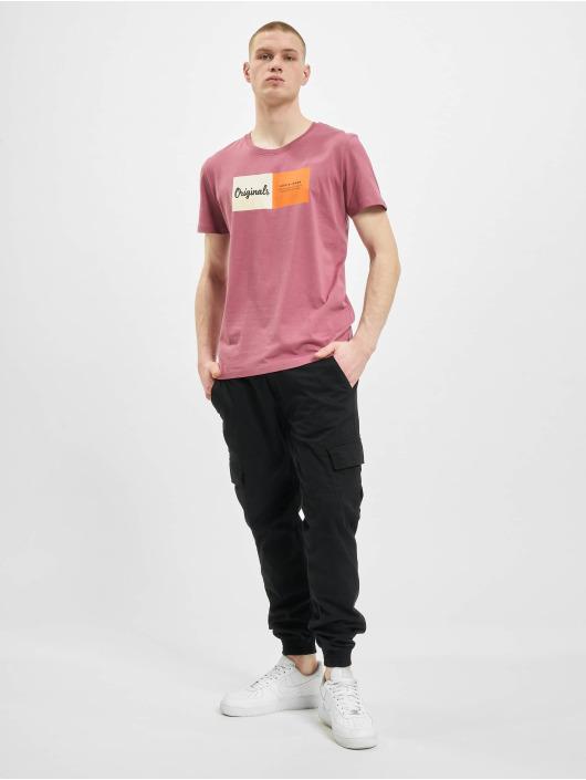 Jack & Jones T-Shirt jorJoshua rosa
