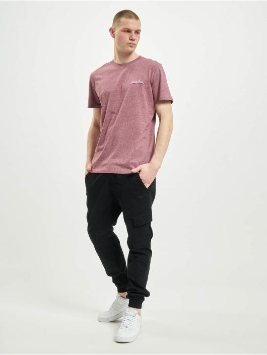 Jack & Jones T-Shirt jorTons rosa