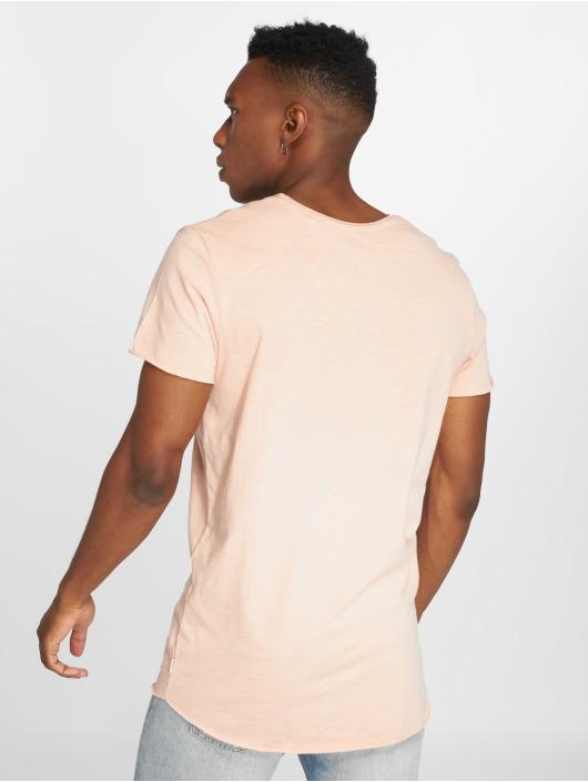 Jack & Jones T-Shirt jjeBas rose