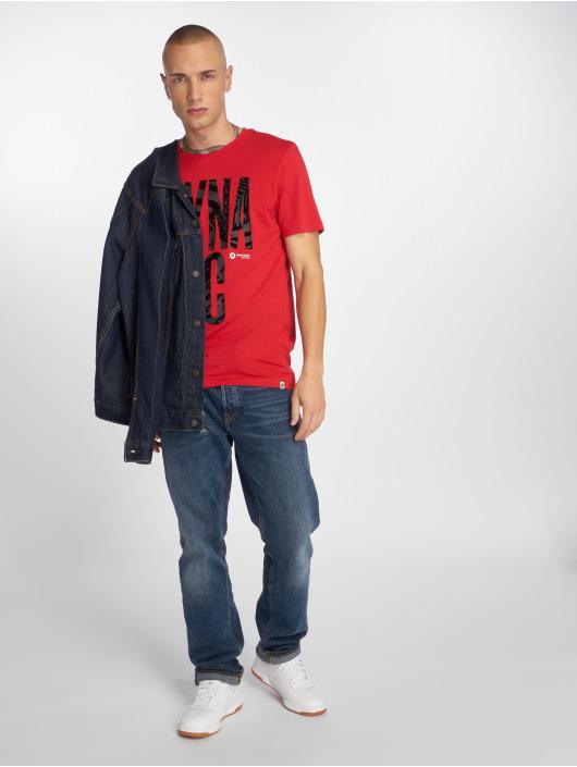 Jack & Jones T-Shirt Jcoluke rot