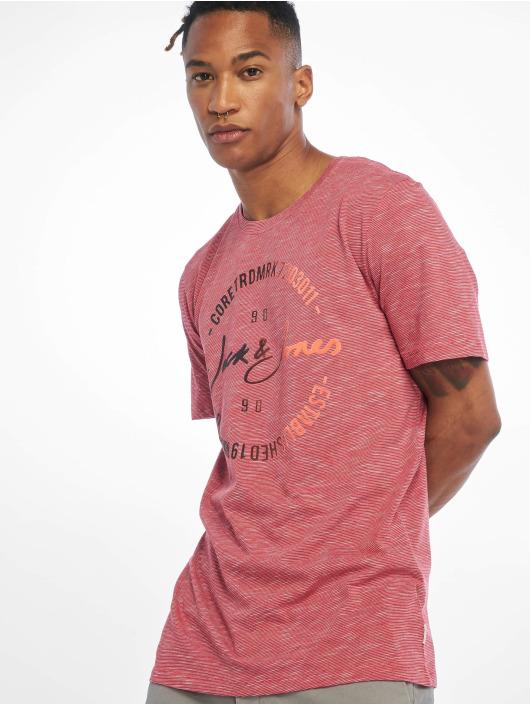Jack & Jones T-Shirt jcoMick rot