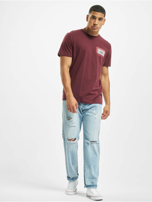 Jack & Jones T-Shirt jcoCool rot