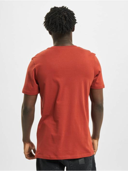 Jack & Jones T-Shirt jcoJump rot
