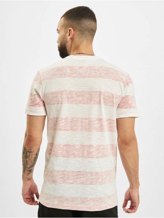 Jack & Jones T-Shirt jjResort rot