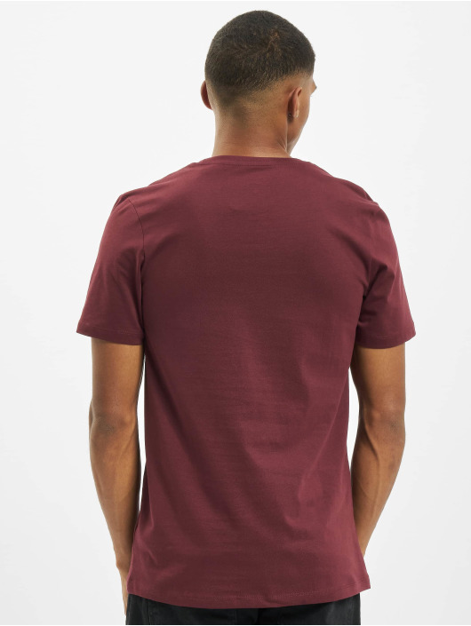 Jack & Jones T-Shirt jjBarista rouge