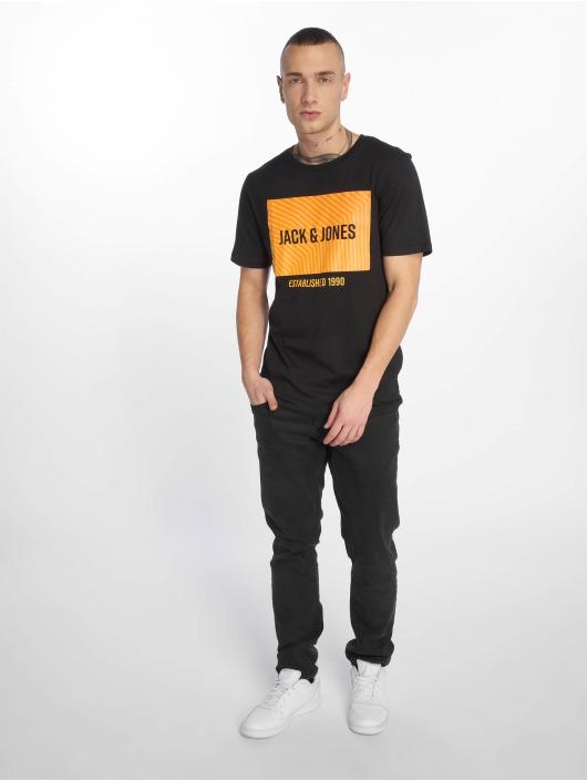 Jack & Jones T-Shirt jcoBooster schwarz