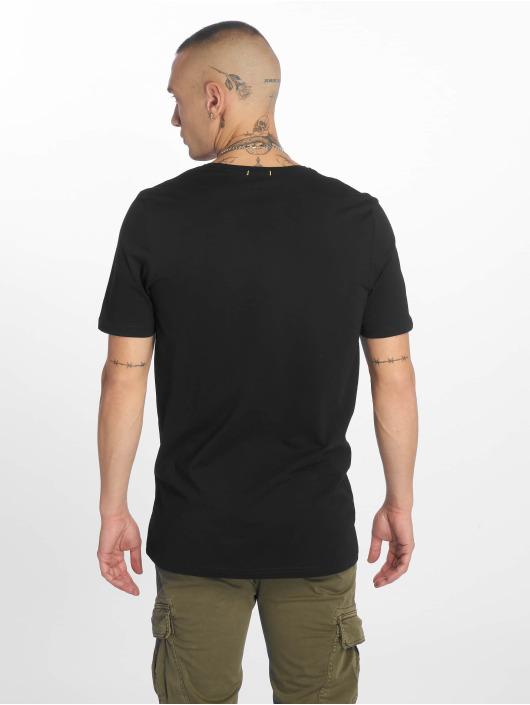 Jack & Jones T-Shirt jorSuburban schwarz