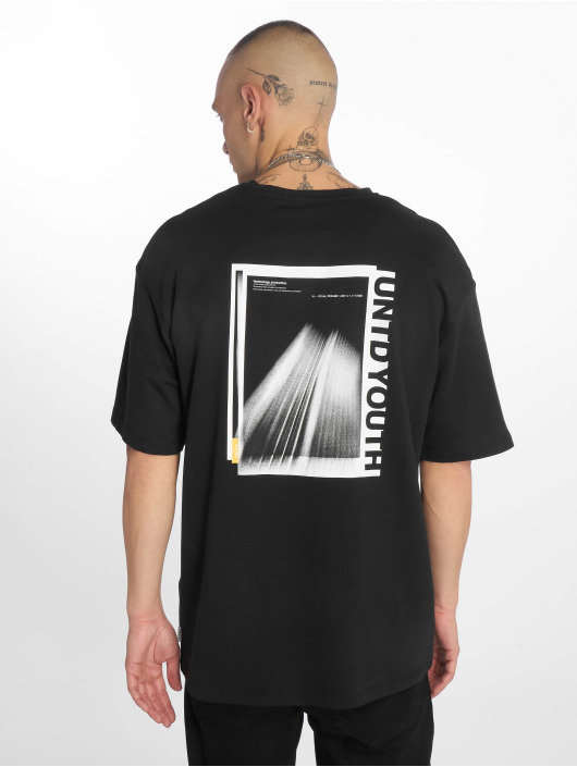 Jack & Jones T-Shirt jcoBlur schwarz