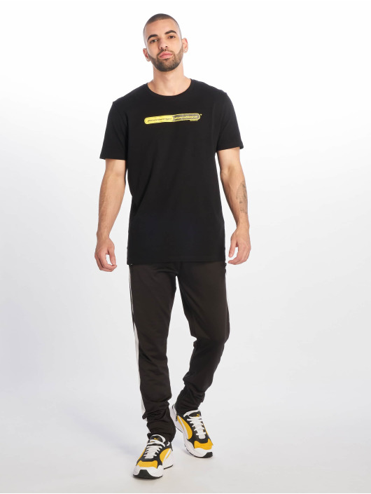 Jack & Jones T-Shirt jcoPosty schwarz