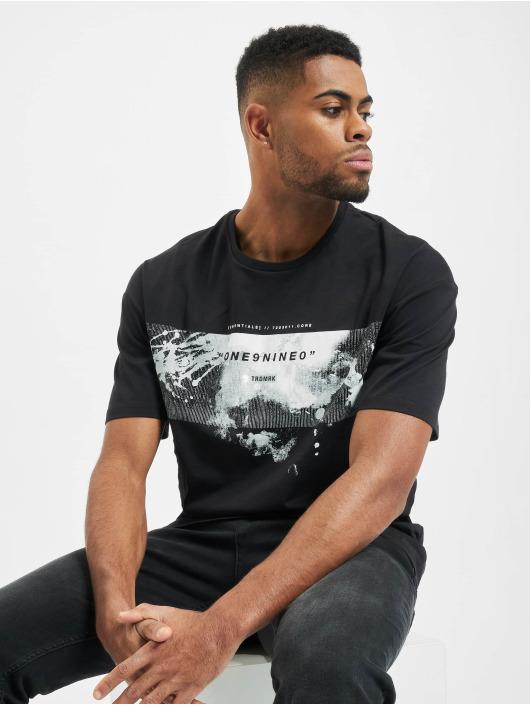 Jack & Jones T-Shirt jcoRoll schwarz