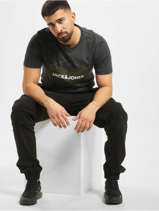 Jack & Jones T-Shirt jcoFebby schwarz