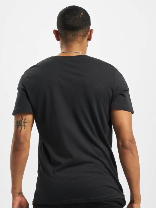 Jack & Jones T-Shirt jorCloseup Organic schwarz