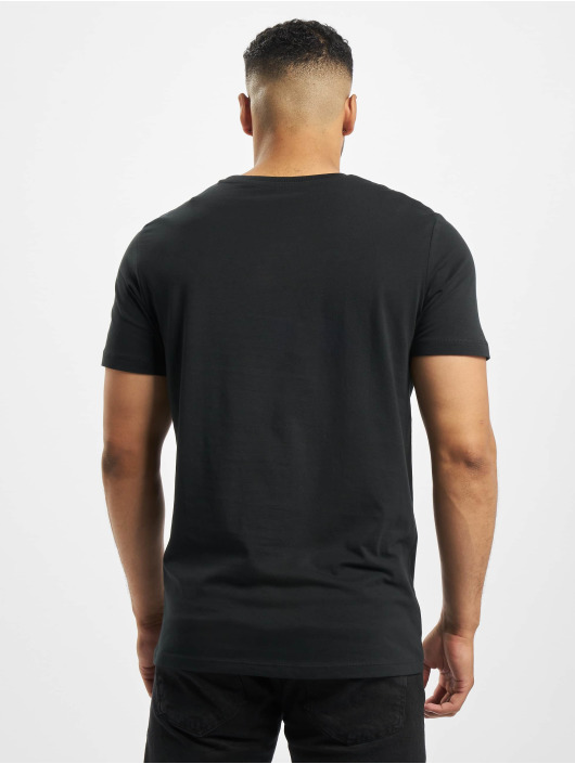 Jack & Jones T-Shirt jorSign schwarz