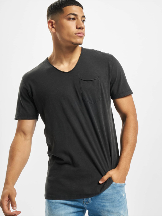 Jack & Jones T-Shirt jprWayn Bla. schwarz