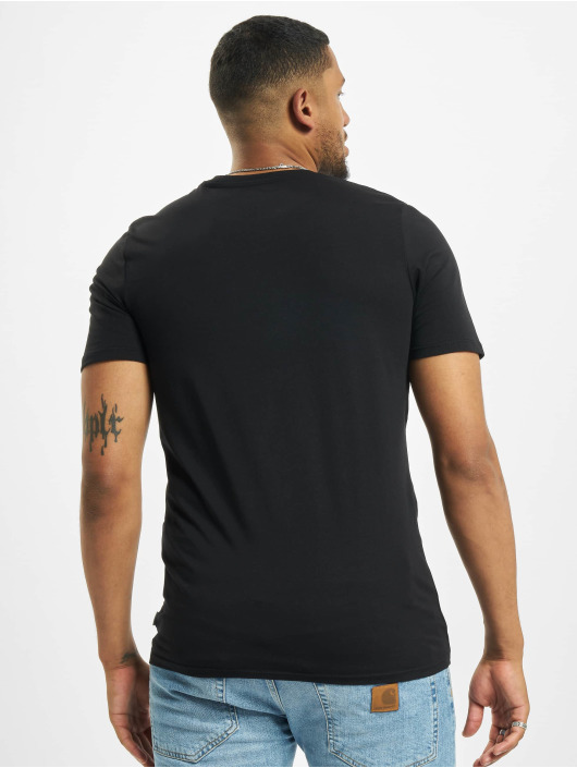 Jack & Jones T-Shirt jjeOrganic Basic Noos schwarz