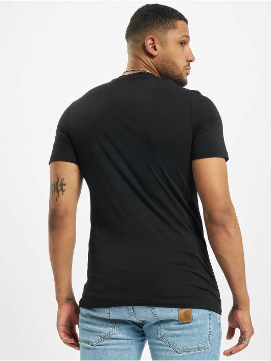 Jack & Jones T-Shirt jjeLogo Noos schwarz