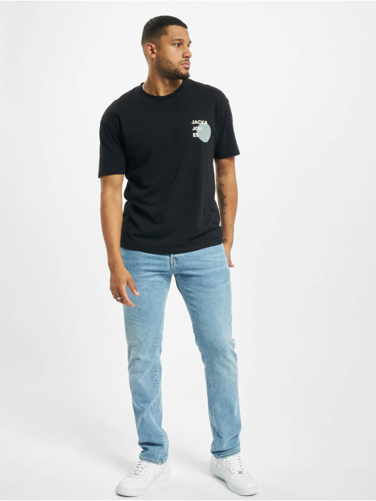Jack & Jones T-Shirt jjAarhus schwarz