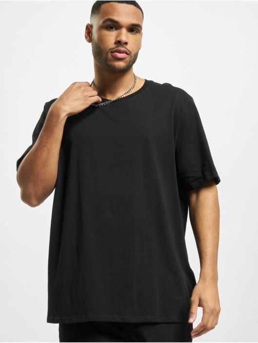 Jack & Jones T-Shirt jjeOrganic Basic Noos schwarz