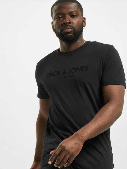 Jack & Jones T-Shirt jprBlajake schwarz