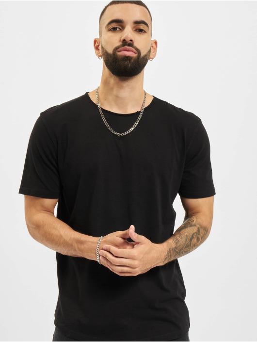 Jack & Jones T-Shirt Jjebasher O-Neck schwarz