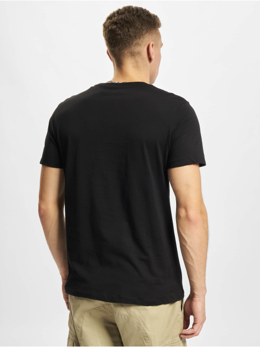 Jack & Jones T-Shirt Jjjony schwarz