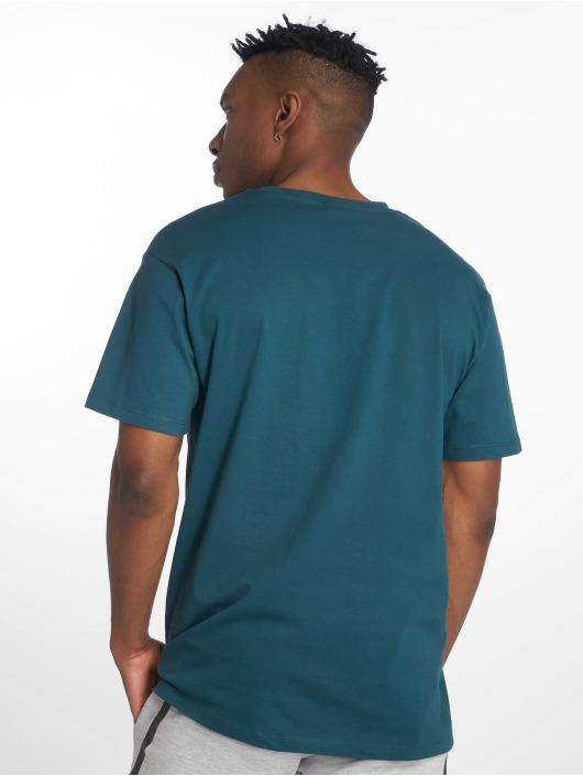 Jack & Jones T-Shirt jorBowl türkis